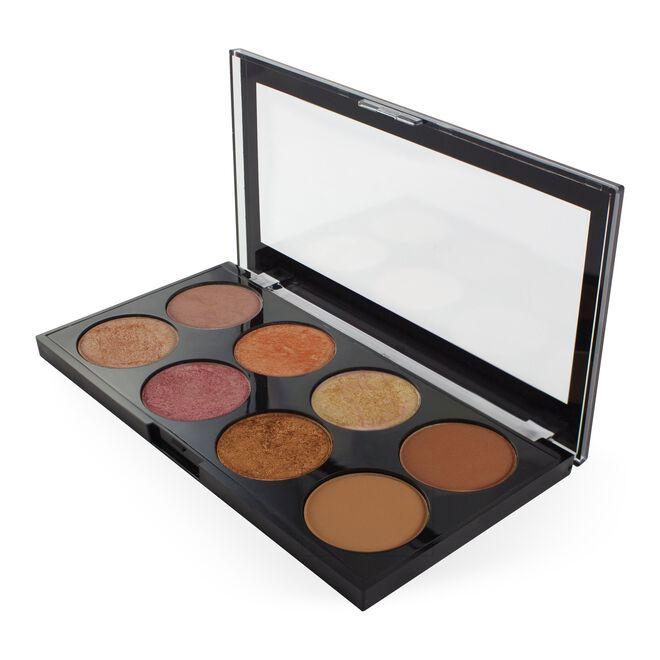 Ultra Palette Golden Sugar 2 - Blush, Bronze & Highlight