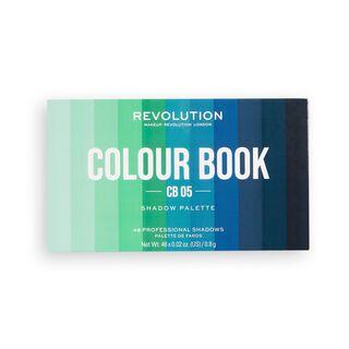 Makeup Revolution Colour Book CB05 Shadow Palette
