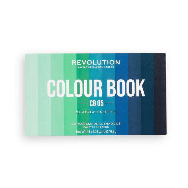 Makeup Revolution Colour Book Eyeshadow Palette CB05