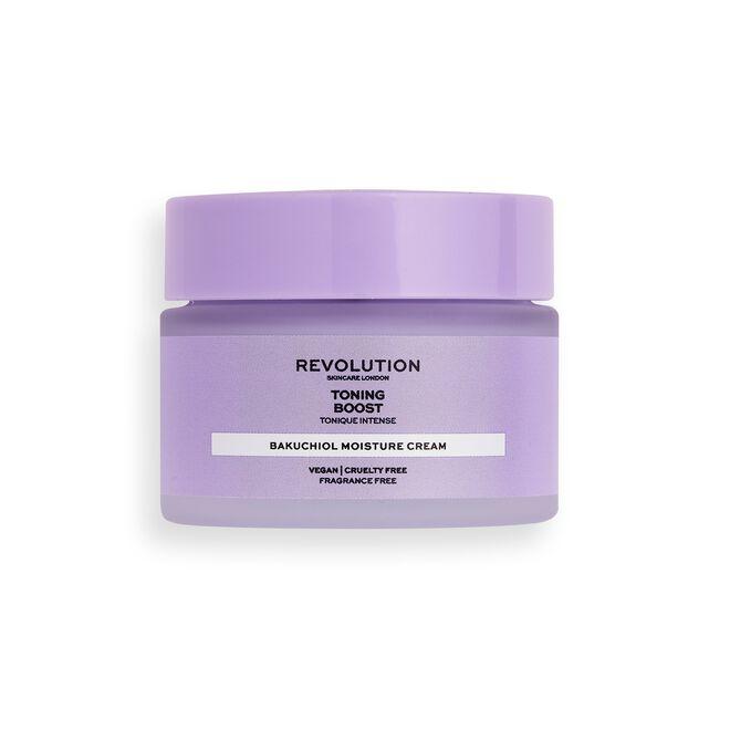 Revolution Skincare Bakuchiol Toning Moisturiser