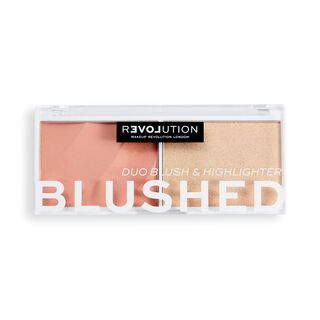 Relove by Revolution Colour Play Blushed Duo Sweet