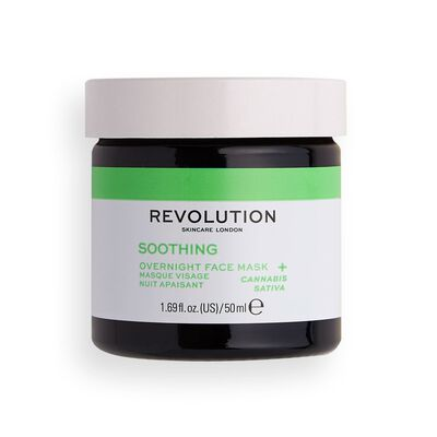 Revolution Skincare Angry Mood Soothing Overnight Face Mask
