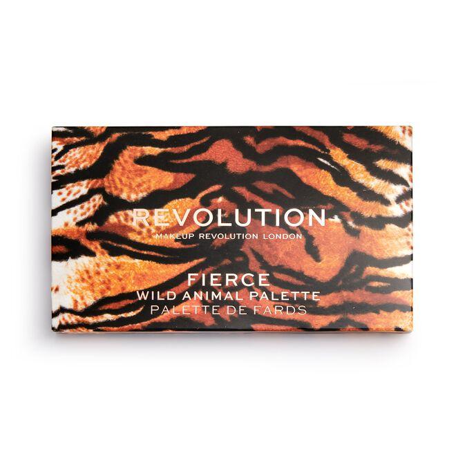 Makeup Revolution Wild Animal Fierce Eyeshadow Palette