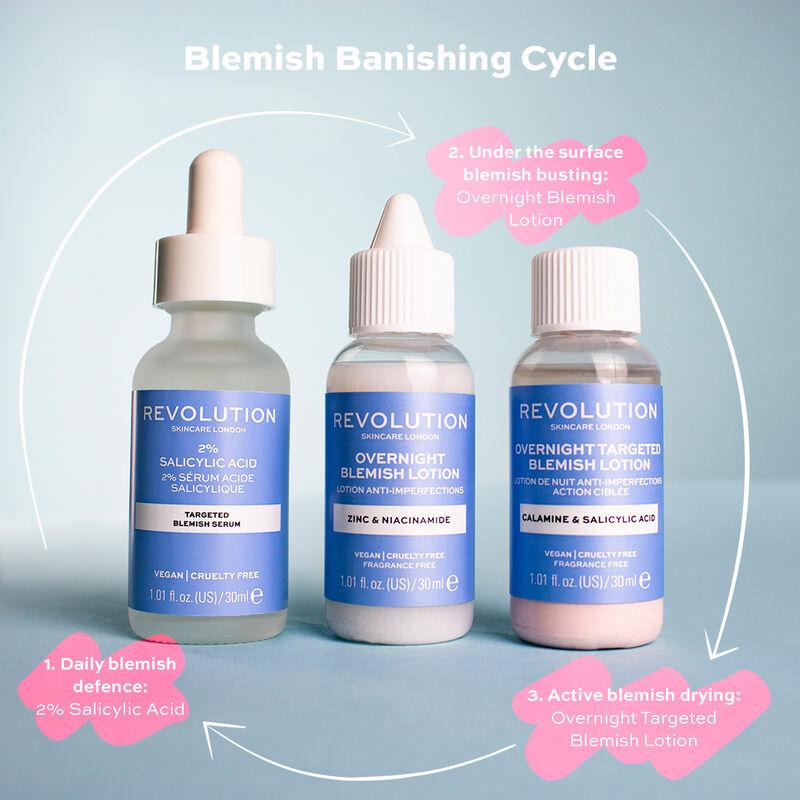 Revolution Skincare Targeted Blemish Serum 2% Salicylic Acid