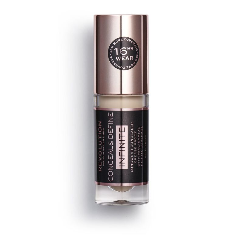 Makeup Revolution Conceal & Define Infinite Longwear Concealer (5ml) C6