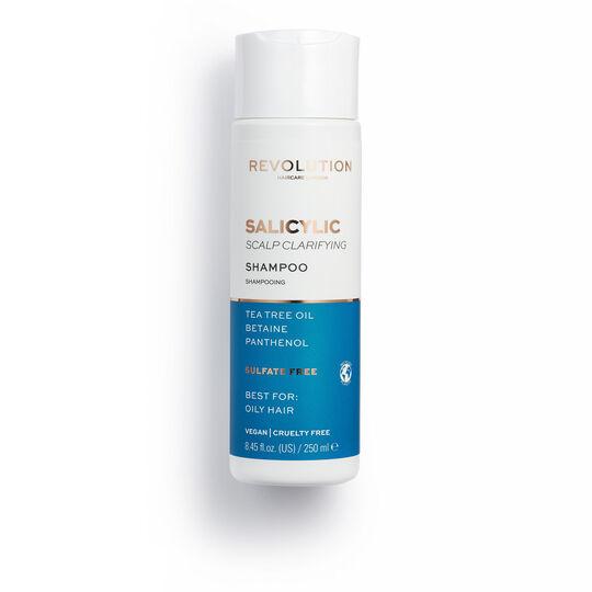 Revolution Haircare Salicylic Acid Clarifying Shampoo for Oily Hair