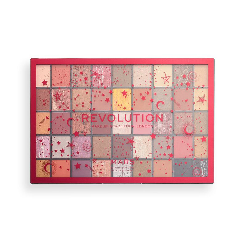 Revolution Maxi Reloaded Mars Shadow Palette