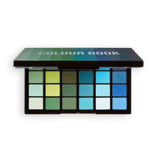 Colour Book Shadow Palette CB05