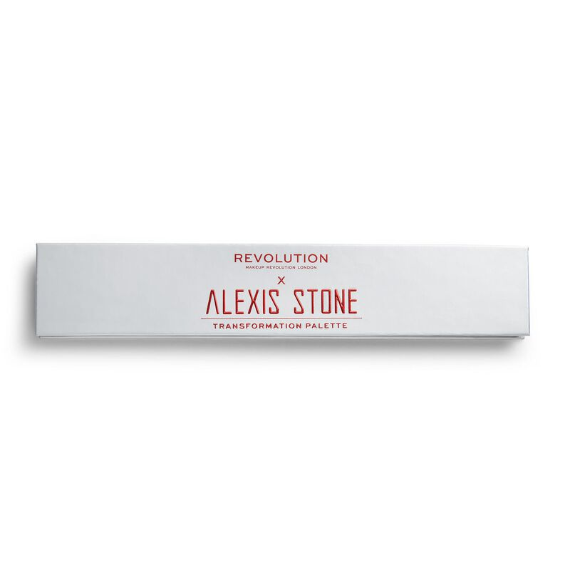 Revolution X Alexis Stone The Transformation Palette