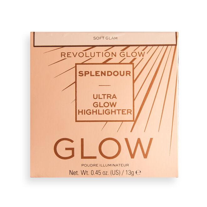 Makeup Revolution Glow Splendour Highlighter Soft Glam
