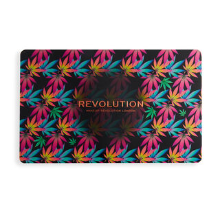 Makeup Revolution Forever Limitless Extra Chilled Eyeshadow Palette