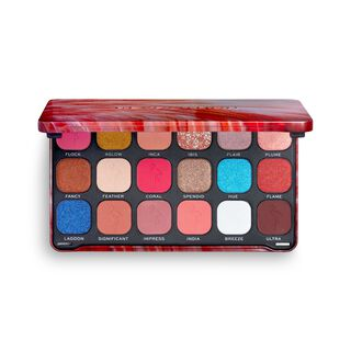 Makeup Revolution Forever Flawless Flamboyance Flamingo Eyeshadow Palette
