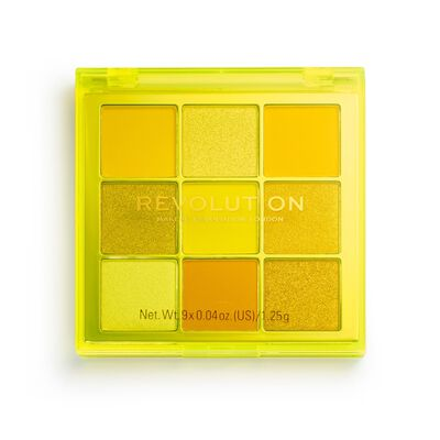 Makeup Revolution Viva Neon Eyeshadow Palette Electric Dreams