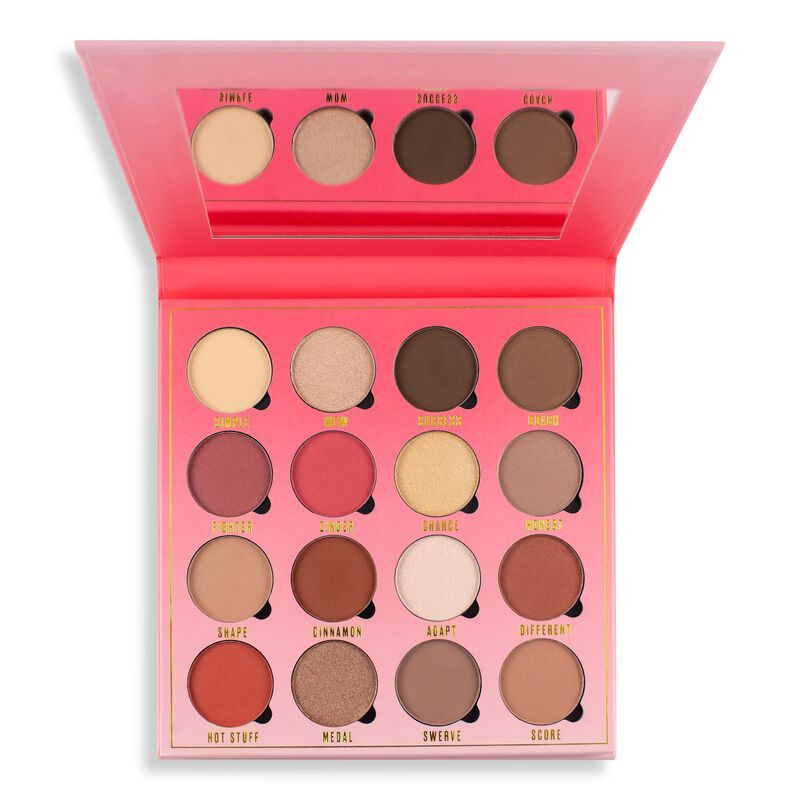Makeup Obsession Be the Game Changer Shadow Palette