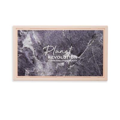 Planet Revolution Revolutionary Earth Marble Eyeshadow Palette