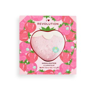 I Heart Revolution Tasty 3D Strawberry Highlighter