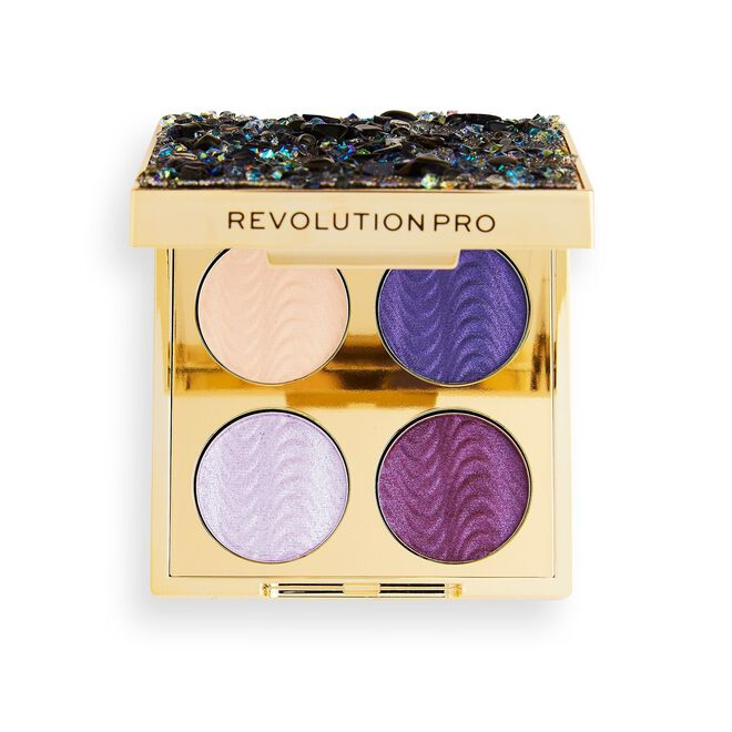 Revolution Pro Hidden Jewels Eyeshadow Palette