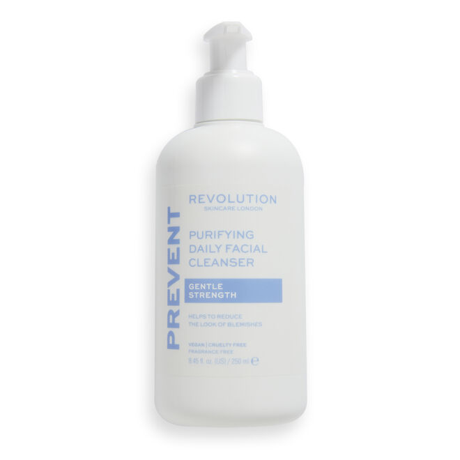 Revolution Skincare Purifying Facial Gel Cleanser with Niacinamide