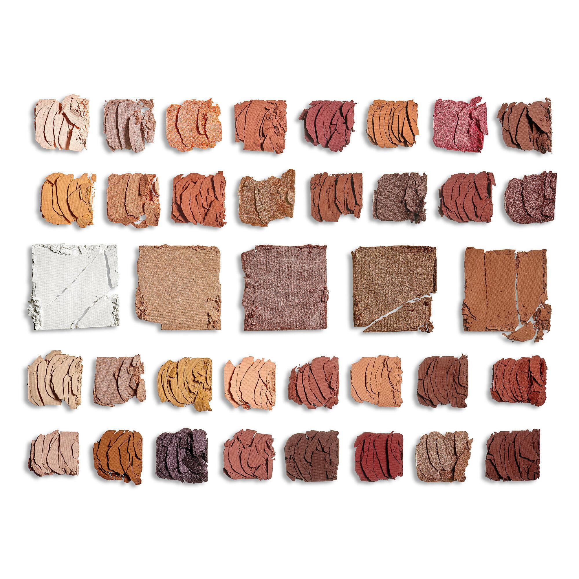 XX Revolution X-tra Nude Eyeshadow Palette | Revolution