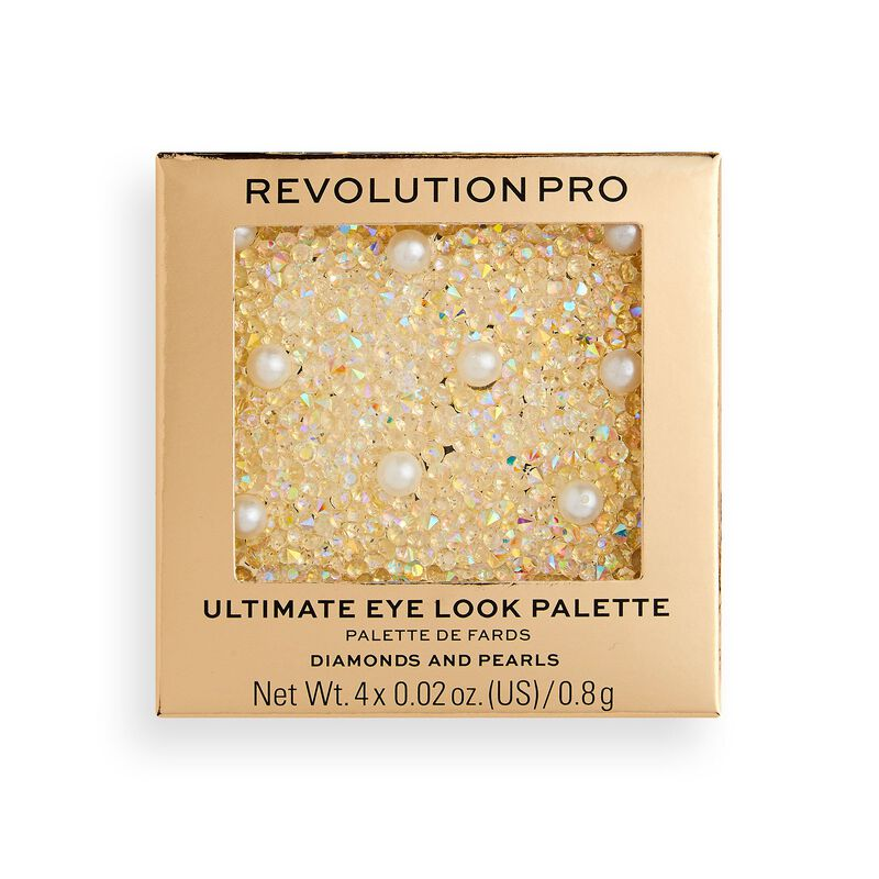 Revolution Pro Diamonds & Pearls Eyeshadow Palette