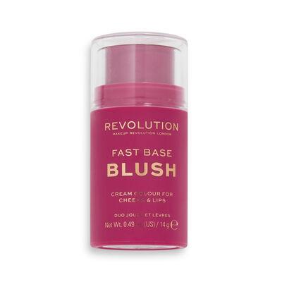 Makeup Revolution Fast Base Blush Stick Raspberry