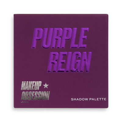 Makeup Obsession Purple Reign Eyeshadow Palette