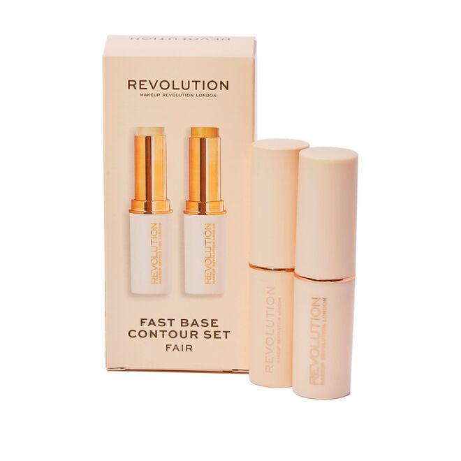 Makeup Revolution Fast Base Contour Set Fair