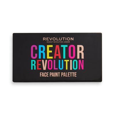Creator Revolution SFX Face Paint Palette