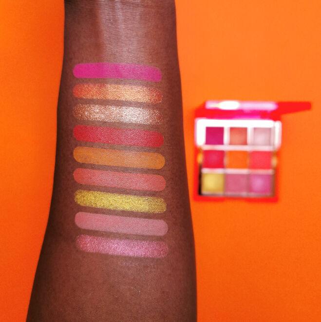 Makeup Revolution Viva Neon Eyeshadow Palette Not A Dream