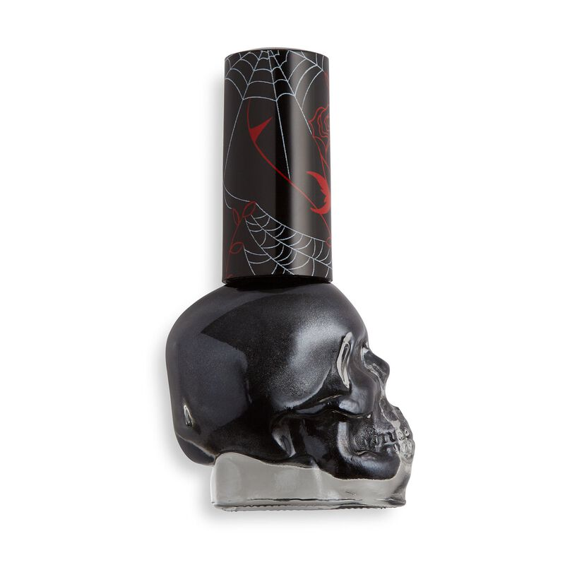 Revolution Halloween Skull Nail Polish Horror Show