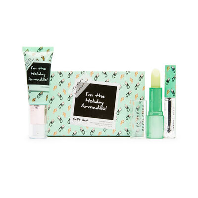 Friends X Makeup Revolution Holiday Armadillo Trio Gift Set