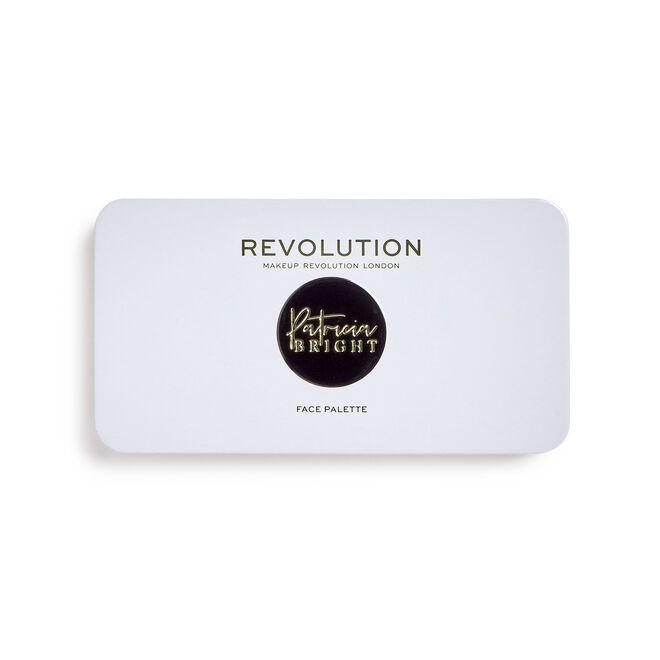 Revolution X Patricia BrightDusk Till Dawn Face Palette