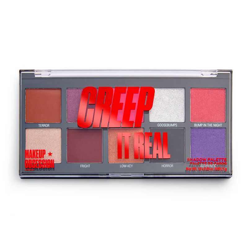 Halloween Creep It Real Shadow Palette
