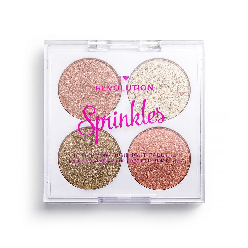 Blush & Sprinkles Confetti Cookie