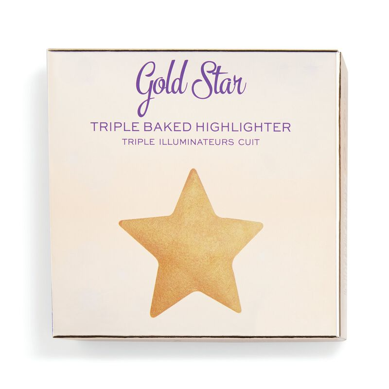 Star of the Show Highlighter Gold Star