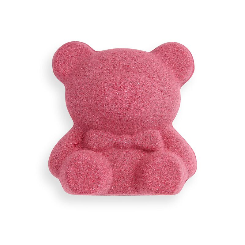 I Heart Revolution Lulu Teddy Bear Bath Fizzer