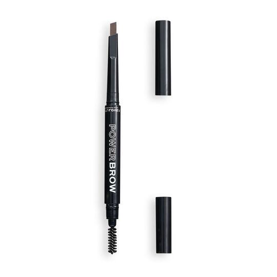 Relove by Revolution Power Brow Pencil Dark Brown