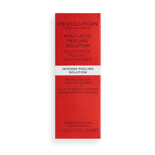 Revolution Skincare Multi Acid AHA and BHA Peel Serum