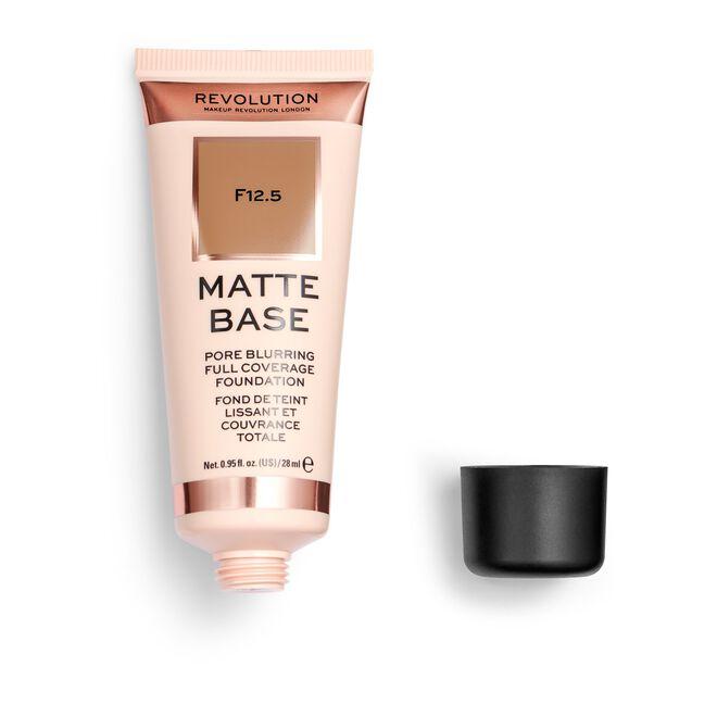 Matte Base Foundation F12.5