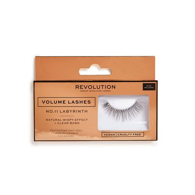 No.11 Labyrinth - Volume Lashes