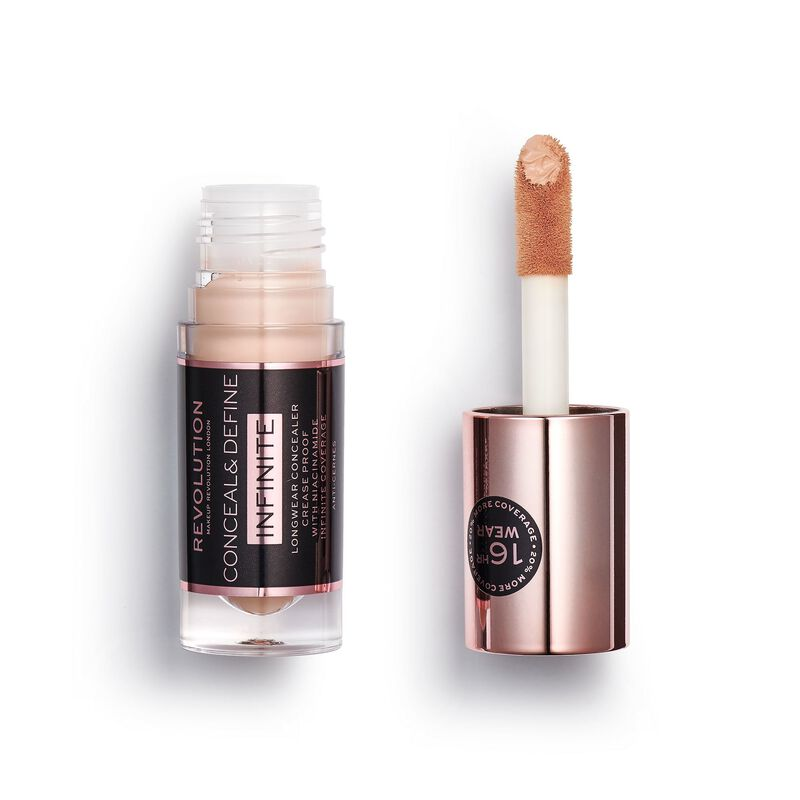 Makeup Revolution Conceal & Define Infinite Longwear Concealer (5ml) C9