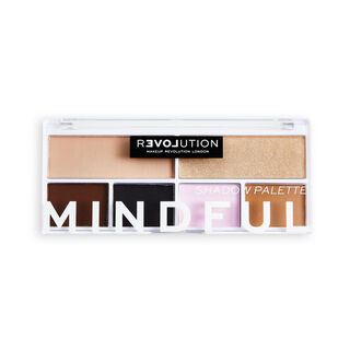 Relove by Revolution Colour Play Mindful Eyeshadow Palette