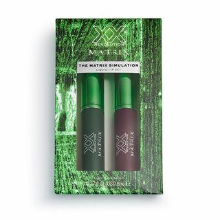 The Matrix XX Revolution Simulation Lip Set