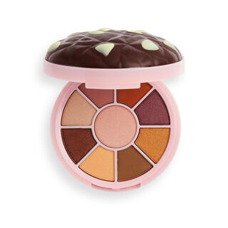 I Heart Revolution Triple Chocolate Cookie Eyeshadow Palette