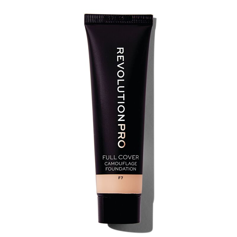 Full Cover Camouflage Foundation - F7