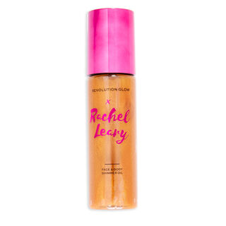 Makeup Revolution Glow X Rachel Leary Shimmer Oil