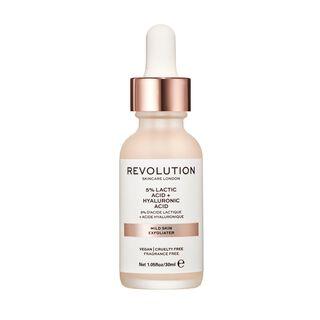 Revolution Skincare Mild Exfoliator - 5% Lactic Acid + Hyaluronic Acid