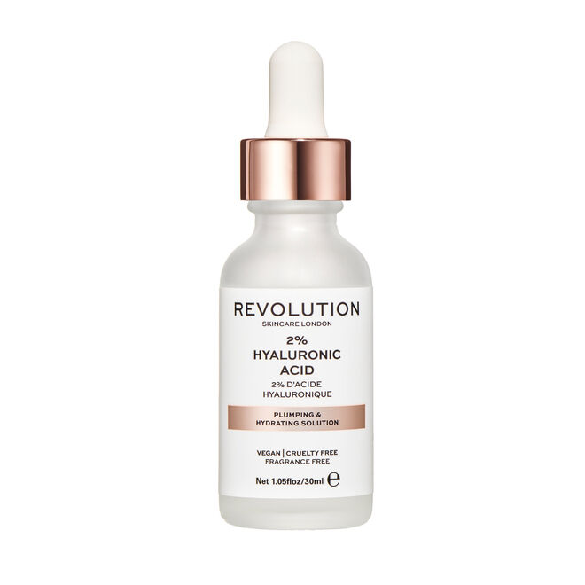 Revolution Skincare 2% Hyaluronic Acid Hydrating Serum