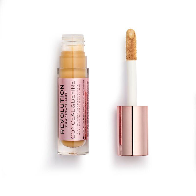 Makeup Revolution Conceal & Define Concealer C11.2