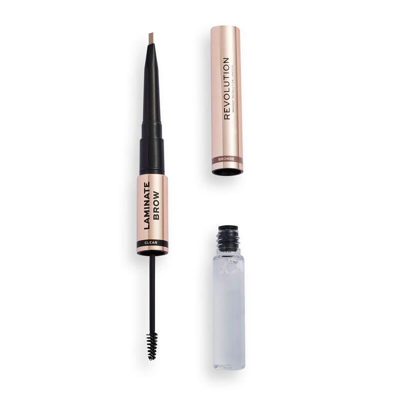 Makeup Revolution Laminate Brow Bronde